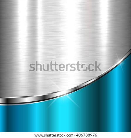 elegant metallic background