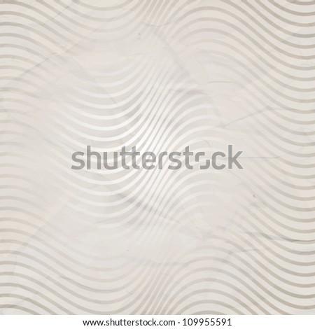 Elegant pattern of retro stripes