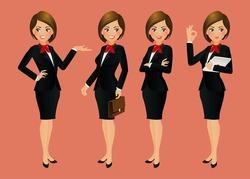 Elegant People-Businesswoman