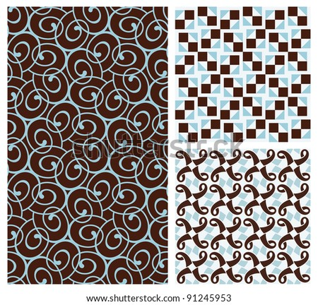 Elegant seamless pattern.This beautiful pattern can be used for wallpaper, pattern fills, web page background, surface textures.