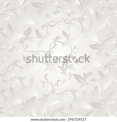 elegant stylish abstract floral