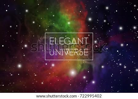 elegant universe scientific