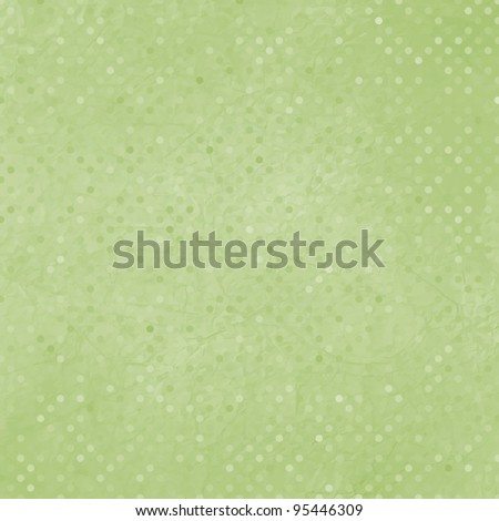 Elegant vintage polka dot texture. And also includes EPS 8 vector