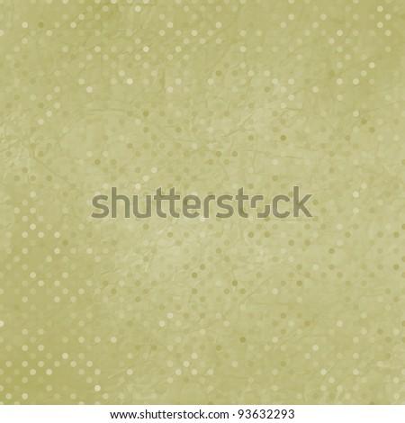 Elegant vintage polka dot texture. EPS 8 vector file included