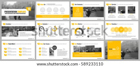 elements of infographics for