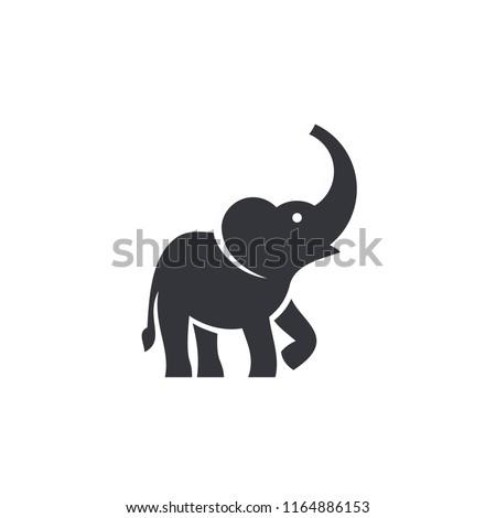 elephant logo icon designs
