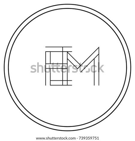 em initial