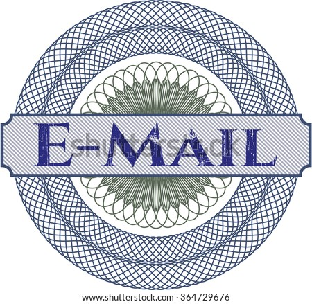 Email abstract linear rosette