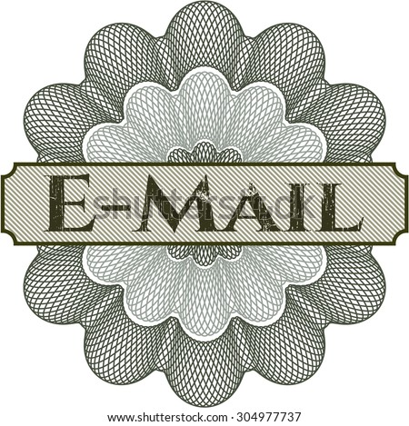 Email gold badge
