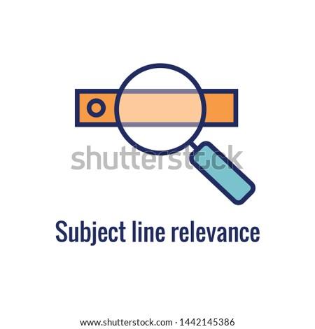 Email Marketing Rules regarding relevant subject line Idea