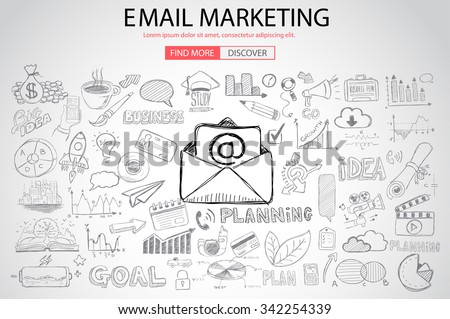 email marketing with doodle