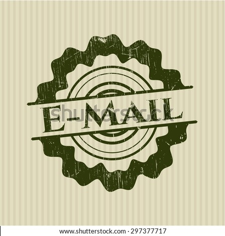 Email rubber seal