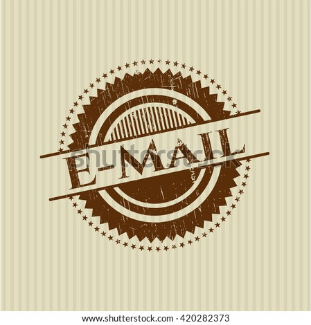Email rubber stamp
