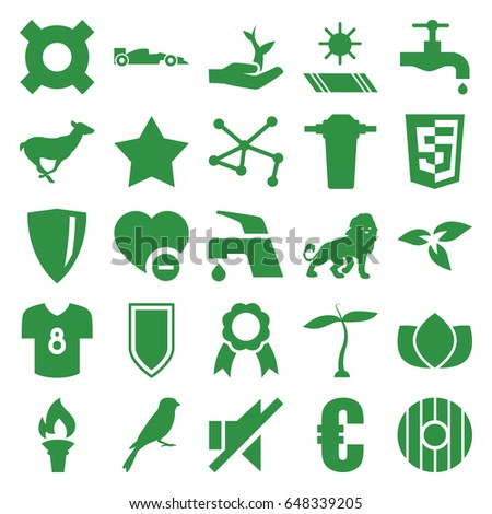 emblem icons set set of 25