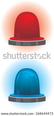 stock-vector-emergency-and-police-light-