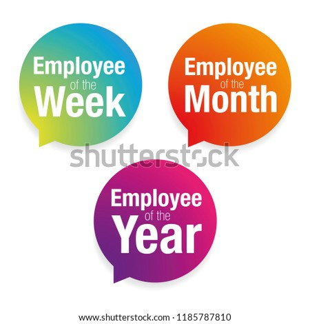 Emloyee of the week, month, year