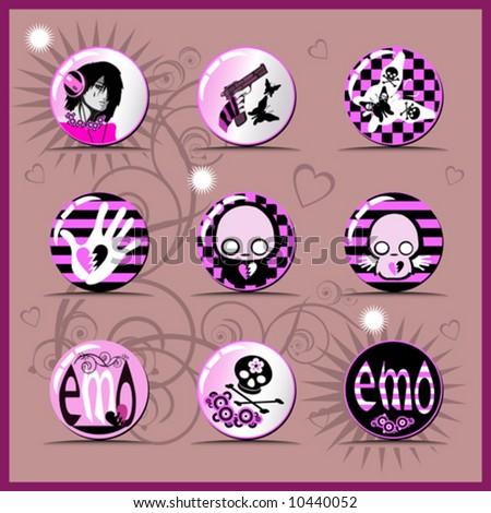 emo icon