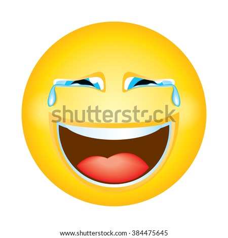 emoji emoticon in tears