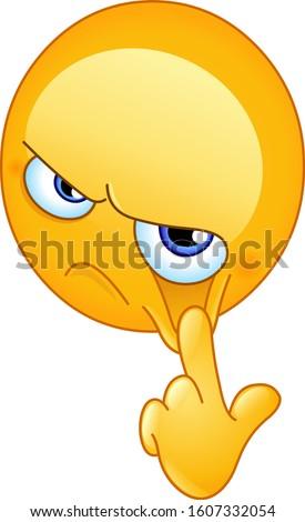 emoji emoticon pulling with his