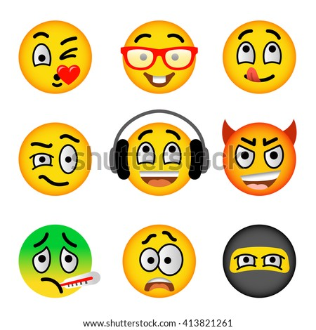 emoji emoticons smiley face