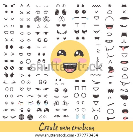 emoticon creator big