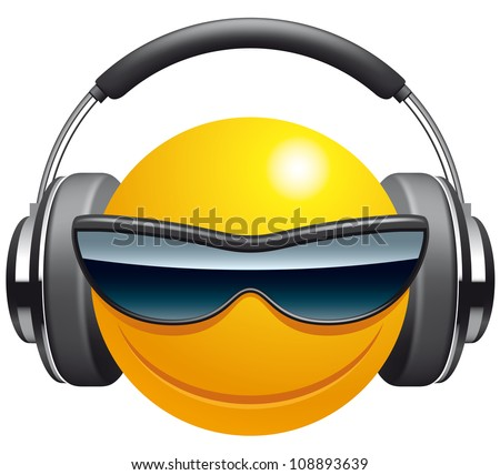 Emoticon DJ