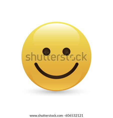 emoticon  icon  emoji isolated