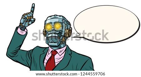 emotional speaker robot