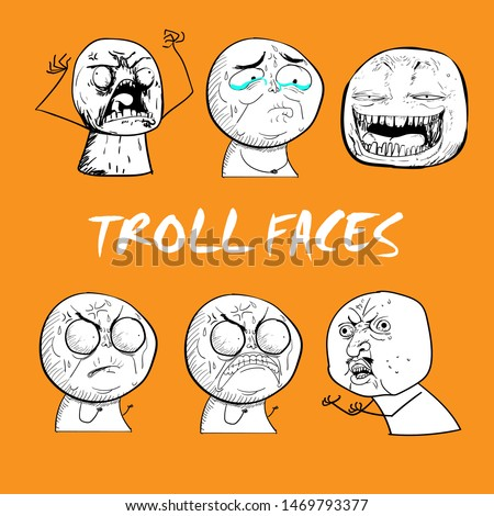 emotional stickers internet