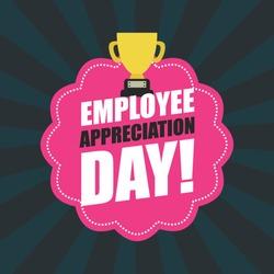 Employee Appreciation Illustration
