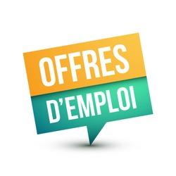 employment opportunities in French