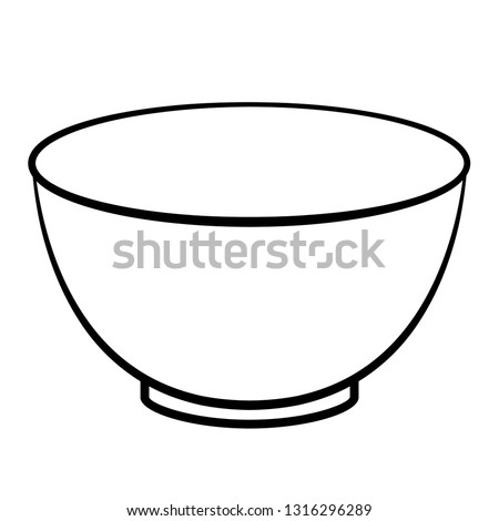 stock-vector-empty-cereal-bowl-outline-icon-clipart-image-isolated-on-white-background