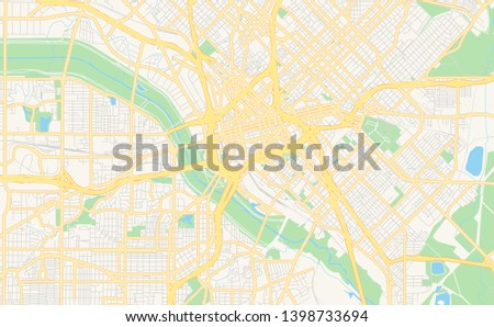 dallas texas vector map - Download Free Vector Art, Stock Graphics on