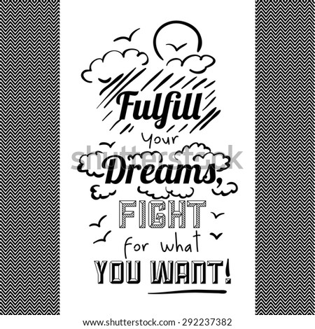 encourage quotes design  over