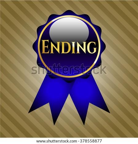 Ending shiny badge