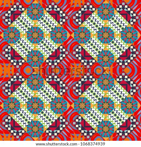 endless pattern can be used for