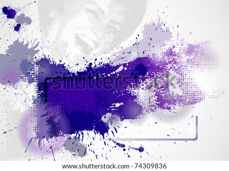 energetic artistic Background
