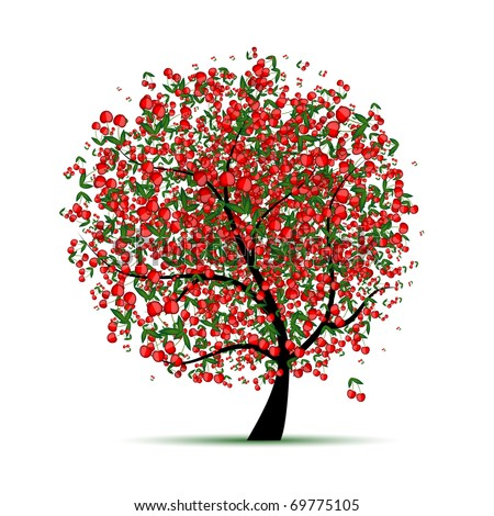 energy cherry tree for your