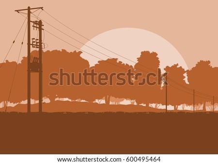 energy distribution high