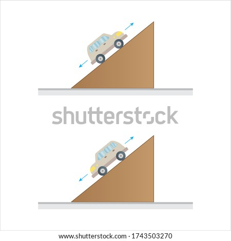 energy  friction  ramp the