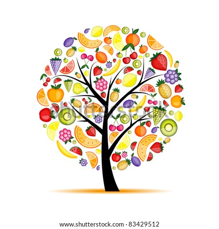 energy fruit tree for your
