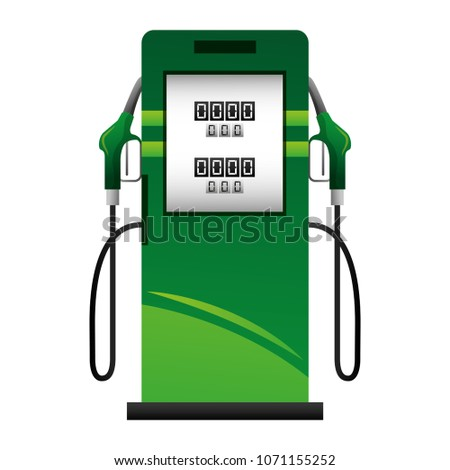energy fuel pump icon