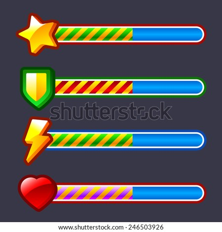 stock-vector-energy-progress-loading-gam