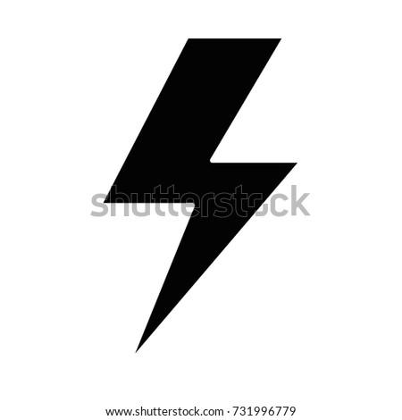 energy ray isolated icon