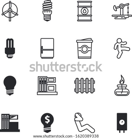 energy vector icon set such as: shiny, flask, decoration, platform, cup, caffeine, fastfood, pipe, ideas, style, device, refreshment, convenience, mug, beverage, global, fridge, away, cooler, machine