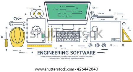 Software Engineers Concept Design Vector - Download Free