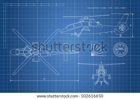 engineering drawing of