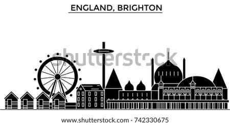 england  brighton architecture