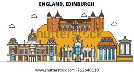 england  edinburgh. city...