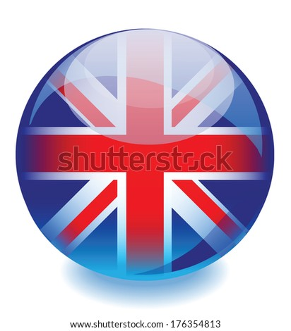 england flag vector  union jack